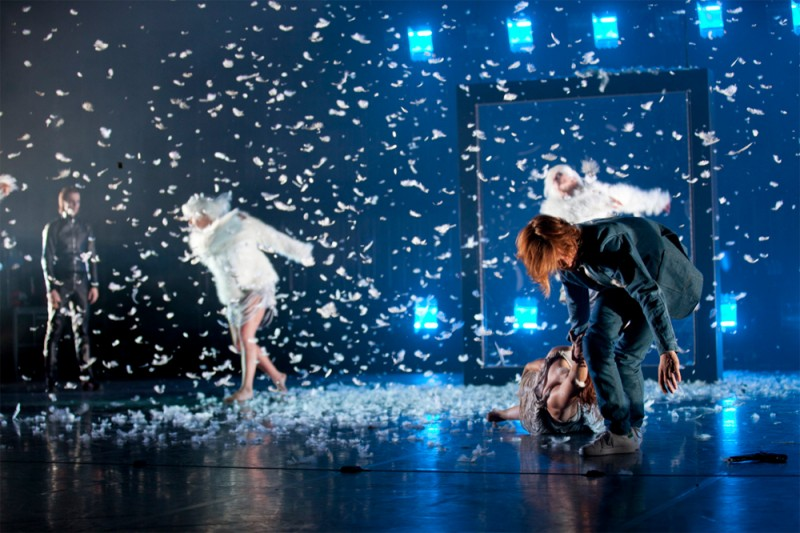 Fredrik Rydman's SWAN LAKE RELOADED