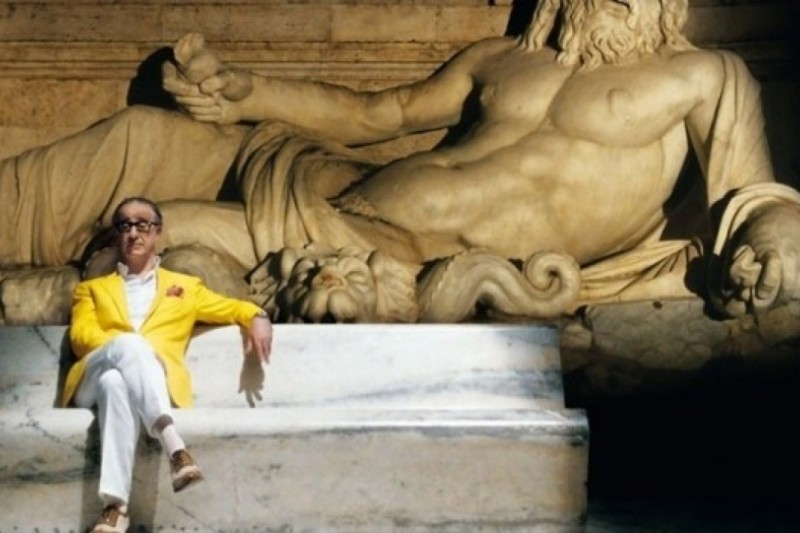 "Tony Servillo in ""La Grande Bellezza"" - di Paolo Sorrentino"