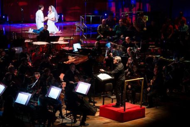 """West Side Story"", direttore Antonio Pappano"