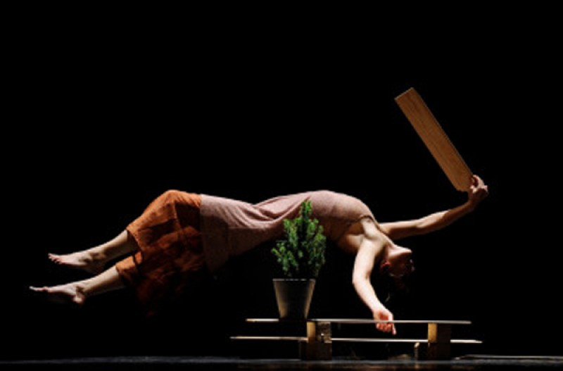 """Carolyn Carlson - Short Stories"", coreografia Carolyn Carlson"