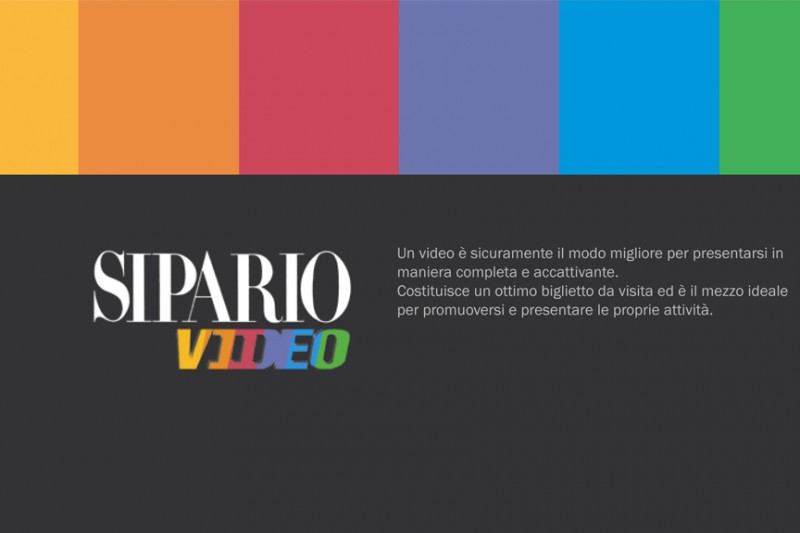 SIPARIO VIDEO