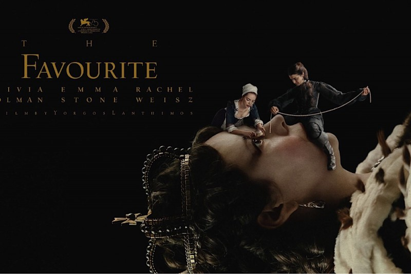 """The Favourite"" di Yorgos Lanthimos"