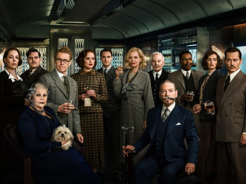 """Assassinio sull'Orient Express"" di Kenneth Branagh"