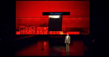 """La dannazione di Faust: il nostro presente narcisista. Debutto a Parigi per """"Faust in Box"""", opera da camera di Andrea Liberavici. Conversazione con il compositore a cura di Nicola Arrigoni"""