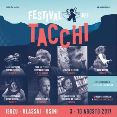 Festival dei Tacchi dal 3 al 10 agosto 2017 a Jerzu, Ulassai e Osini