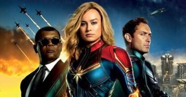 """(CINEMA) - """"Captain Marvel"""" di Anna Boden, Ryan Fleck. Uffa! Come è seria l'eroina"""
