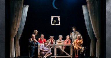 """MILANO: Dal 6 all'8 maggio """"L'ora sospesa"""" di Marchesini ripresa al Teatro Libero"""