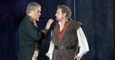 Memorabile DON CARLO a Vienna, con Placido Domingo al debutto come Rodrigo