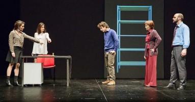FURIA AVICOLA - regia Rafael Spregelburd e Manuela Cherubini