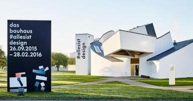 BASILEA/CH (Weil am Rhein). The Bauhaus #itsalldesign  - Arte contemporanea