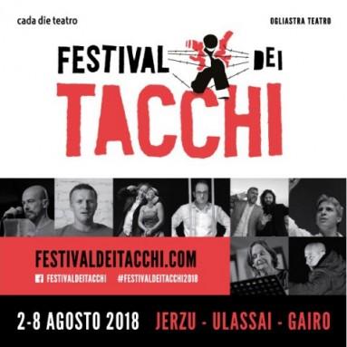 FESTIVAL DEI TACCHI - un'esperienza di turismo culturale e sostenibile da 19 anni. Dal 2 all'8 agosto nei Comuni di Jerzu, Ulassai e Gairo