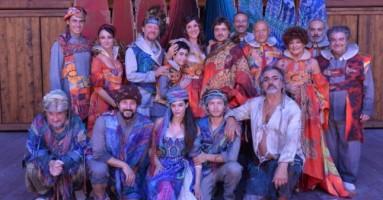 """Un viaggio nel tempo di Shakespeare. """"Il Racconto d'Inverno"""" – Globe theatre – Roma dal 26 Agosto all'11 Settembre 2016. -di Margherita Lamesta"""