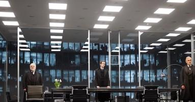 """(LONDRA). Sam Mendes mette in scena la """"Lehman Trilogy"""" di Stefano Massini. -di Beatrice Tavecchio"""
