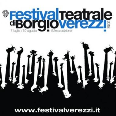 FESTIVAL TEATRALE DI BORGIO VEREZZI - la 52esima edizione dal 7 luglio al 19 agosto 2018