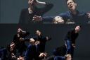 SOFT VIRTUOSITY, STILL HUMID, ON THE EDGE - coreografia Marie Chouinard