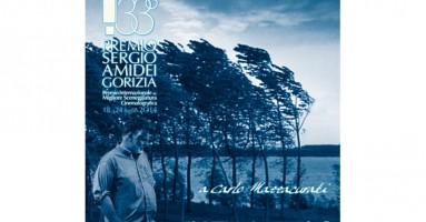 GORIZIA: 33° PREMIO SERGIO AMIDEI - Premio Internazionale  alla Migliore Sceneggiatura Cinematografica
