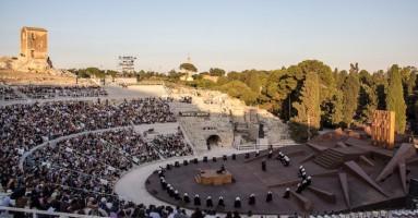 """Teatro Greco di Siracusa - Stagione 2016. """"Elettra"""" di Sofocle, """"Alcesti"""" di Euripide e """"Fedra"""" di Seneca dal 13 maggio al 26 giugno"""
