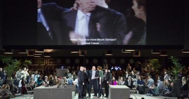 """(LONDRA) """"Roman Tragedies"""" e """"Obsession"""", regia di Ivo van Hove - Il teatro si attualizza e si appropria della cinematografia. -a cura di Beatrice Tavecchio"""