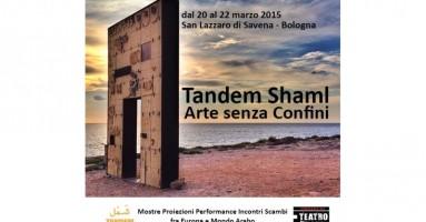SAVE THE DATE 20-22 marzo 2015 Tandem/Shaml: Arte Senza Confini evento finale
