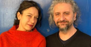"""LA CORTE OSPITALE - """"Potente e fragile"""", di e con Ascanio Celestini e Giuliana Musso. - di Dafne D'Angelo"""