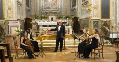 """Filottrano (Ancona) III edizione del festival di musica Barocca """"Sulle orme del Cusanino"""". a cura di Federica Fanizza"""