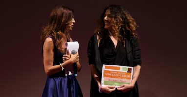 """""""Premio Vincenzo Cerami"""" al Teatro Manzoni di Roma 2016"""