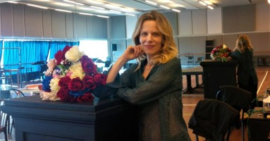 INTERVISTA a SONIA BERGAMASCO - di Federica Fanizza