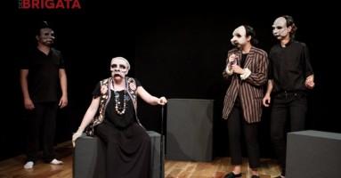 """Teatro della Brigata, Livorno - """"La visita della vecchia signora"""" di Durrenmatt"""