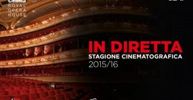 ROYAL OPERA HOUSE DI LONDRA - LIVE al Cinema 6 Opere e 6 Balletti