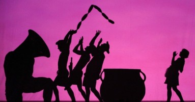 SHADOWLAND (PILOBOLUS) - coreografia varie