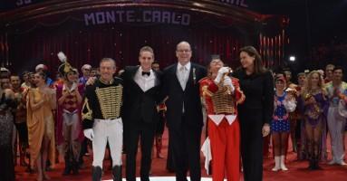 XXXIX Festival International du Cirque de Monte-Carlo: Si è chiuso con un brillante risultato la grande kermesse del circo a Monte-Carlo. -di Francesco Mocellin