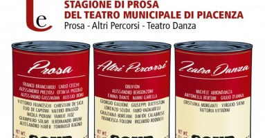 Teatro Gioco Vita - Teatro Stabile d'Innovazione Cartellone 2014-2015 : Piacenza, Emilia Romagna