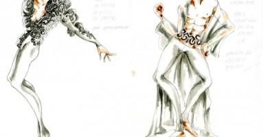 ROMA - Teatro dell'Opera Dal 14 al 20 febbraio il dittico di danza con musiche di Stravinskij e Orff
