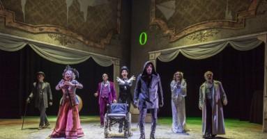 Presentazione della stagione 2017_2018 del Teatro Bellini di Napoli