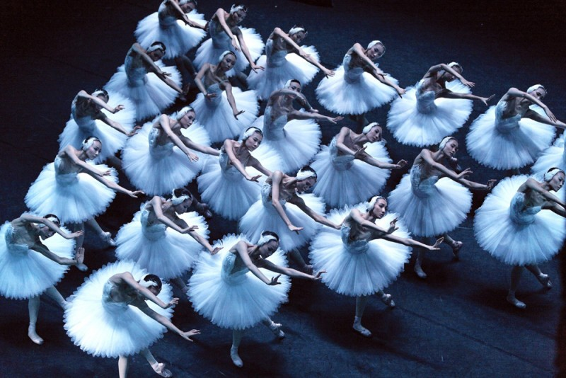"National Ballet of China in ""Swan Lake"""