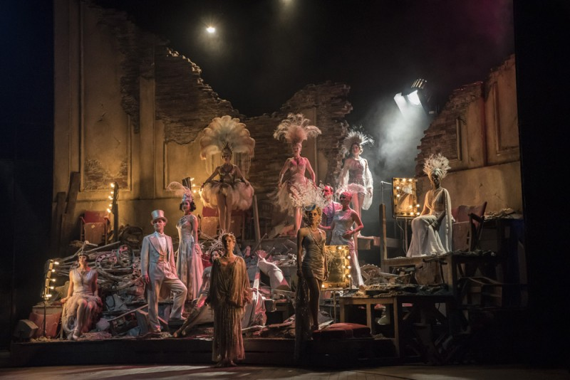 """Follies"" 2019 National Theatre. Foto Johan Persson"