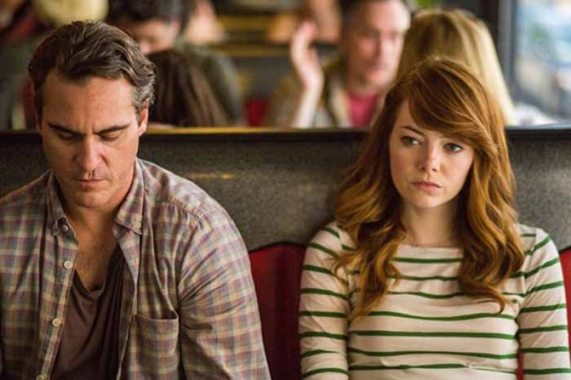 """Irrational man"" di Woody Allen"