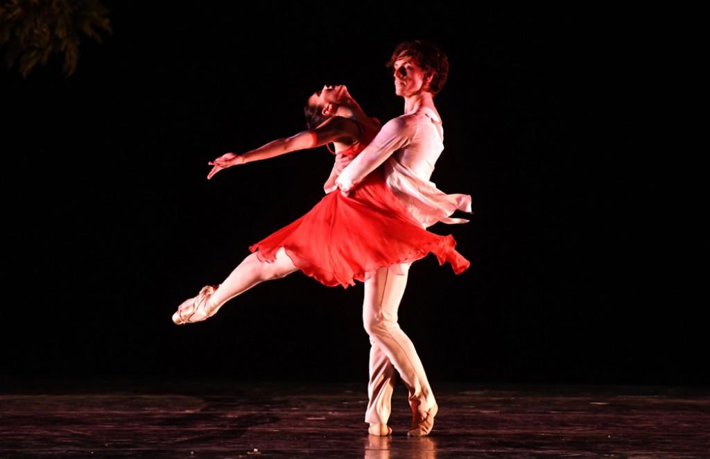 Incontri ballerino balletto