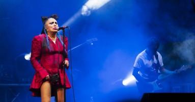 "ESTE (PADOVA) EstEstate Festival 2021 - ""LOREDANA BERTÈ"", Figlia di… Summer Tour 2021. -di Francesco Bettin"
