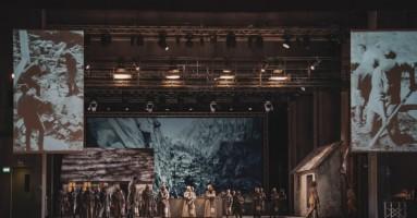 """83° FESTIVAL DEL MAGGIO MUSICALE FIORENTINO - """"SIBERIA"""", regia Roberto Andò. -di Federica Fanizza"""