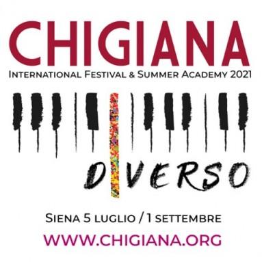 CHIGIANA INTERNATIONAL FESTIVAL & SUMMER ACADEMY 2021- dal 5 luglio al 1° settembre