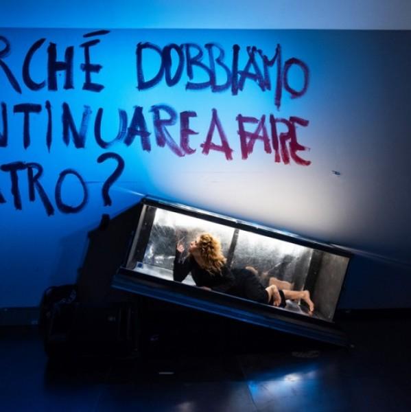 EDIPO: IO CONTAGIO. Da mercoledì 3 febbraio a Palazzo Ducale Genova è aperta al pubblico la mostra performativa ideata da Davide Livermore