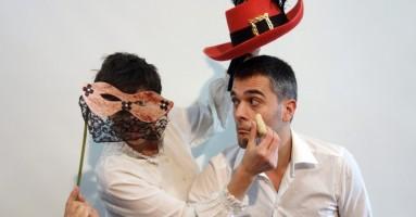 ALL'OMBRA DI UN GROSSO NASO – regia Sebastiano Coticelli e Simona Di Maio