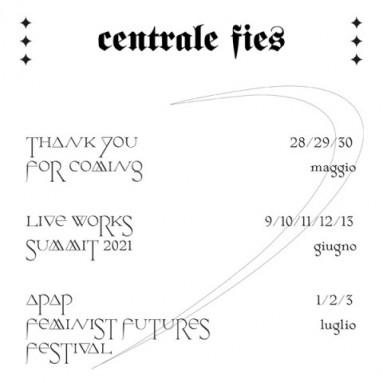 CENTRALE FIES: Centro di ricerca per le pratiche performative contemporanee. Le aperture periodichedella ricerca permanente di Centrale Fiesdal 28 maggio 2021