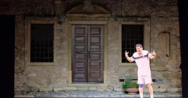 """BORGIO VEREZZI FESTIVAL 55ma edizione - """"ROGER"""", con Emilio Solfrizzi, regia Umberto Marino. -di Roberto Trovato"""