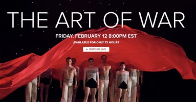 """The Art of War"" di E. Liang. (IN STREAMING) -di Francesca Myriam Chiatto"