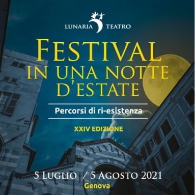 """Il """"FESTIVAL IN UNA NOTTE D'ESTATE"""" torna in piazza San Matteo dal 5 luglio al 5 agosto con i suoi """"Percorsi di ri-esistenza"""""""