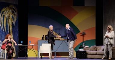 """BORGIO VEREZZI FESTIVAL 55ma edizione - """"TI RICORDI DI ME?"""", regia Nicola Pistoia. -di Roberto Trovato"""