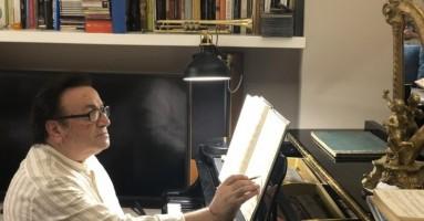 PRIMA MONDIALE DEL COMPOSITORE ANTONIO FORTUNATO A SAN PIETROBURGO