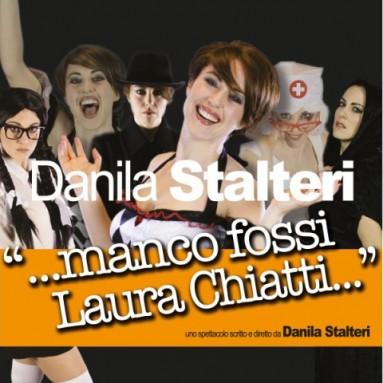 """Dopo 5 anni di tournée in tutta Italia, lo spettacolo più irriverente degli ultimi anni sbarca sul web per soli tre giorni: 18, 19 e 20 dicembre! """"…manco fossi Laura Chiatti…"""""""